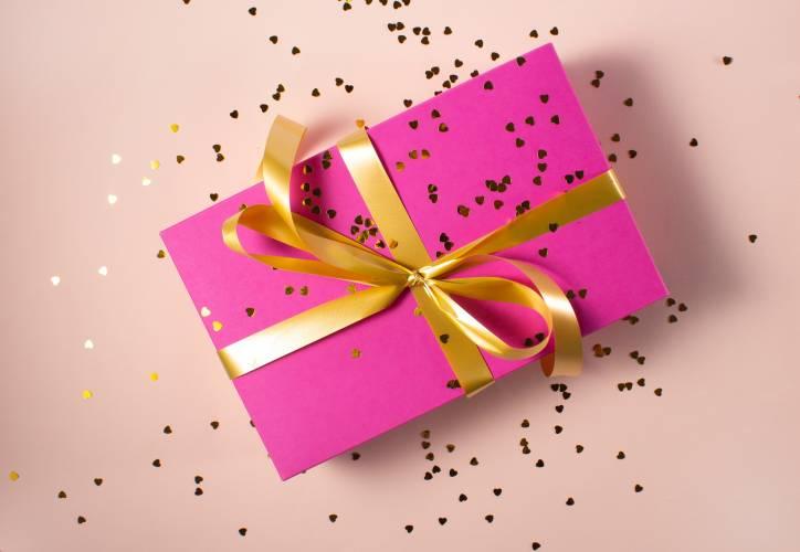 Een online cadeaulijst is leuk!